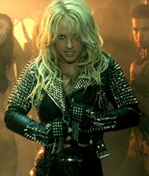 Britney Spears Till The World Ends Jacket