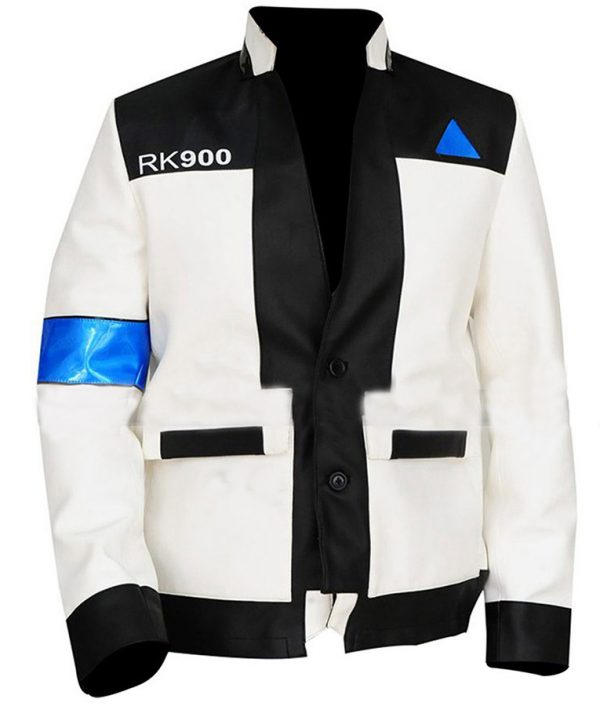 Connor Detroit Become Human RK-900 Jacket