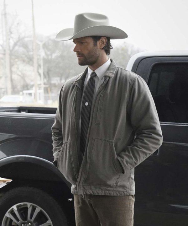 Walker (2021) Cordell Walker Grey Jacket