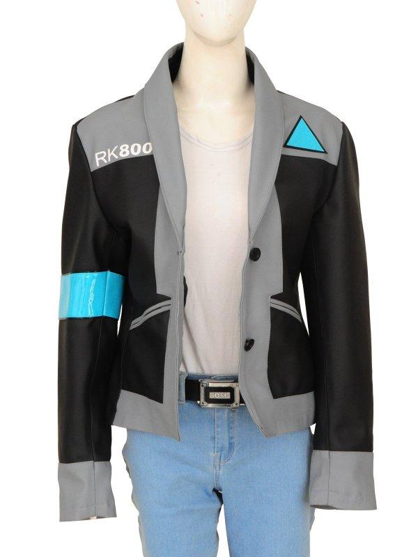 RK-800 Leather Jacket