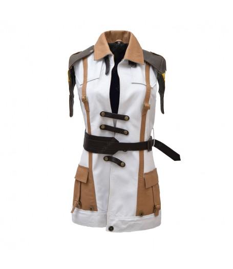 Lightning Returns: Final Fantasy XIII Claire Farron White Vest