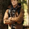 Macgyver Lucas Till S03 Brown Jacket