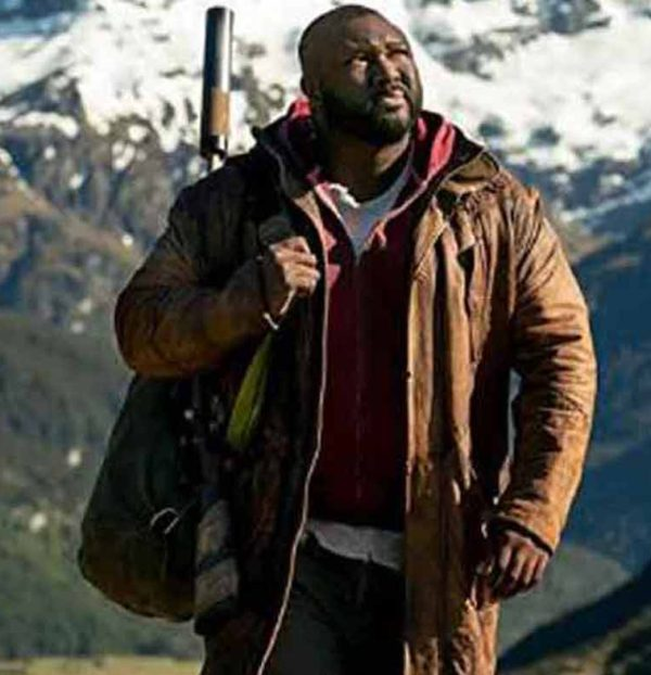 Sweet Tooth 2021 Nonso Anozie Coat