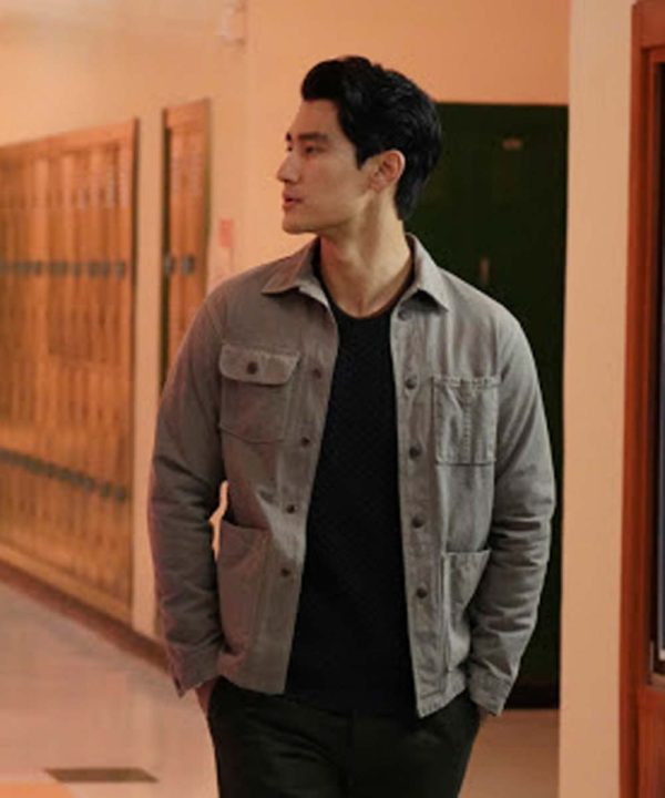 Walker (2021) Bret Cotton Jacket