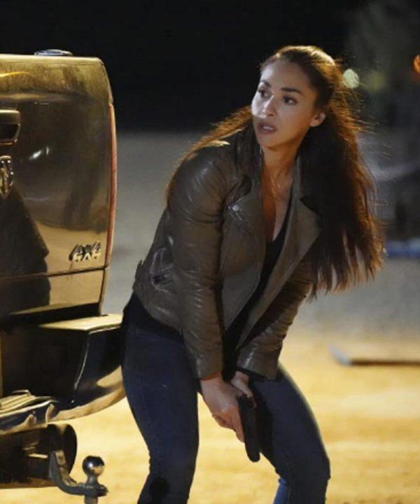 Walker (2021) Micki Ramirez Leather Jacket