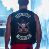 Heels Stephen Amell Black Vest