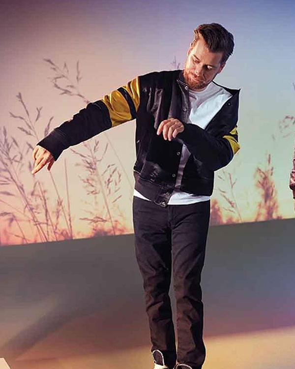 Blindspotting Miles Jones Jacket