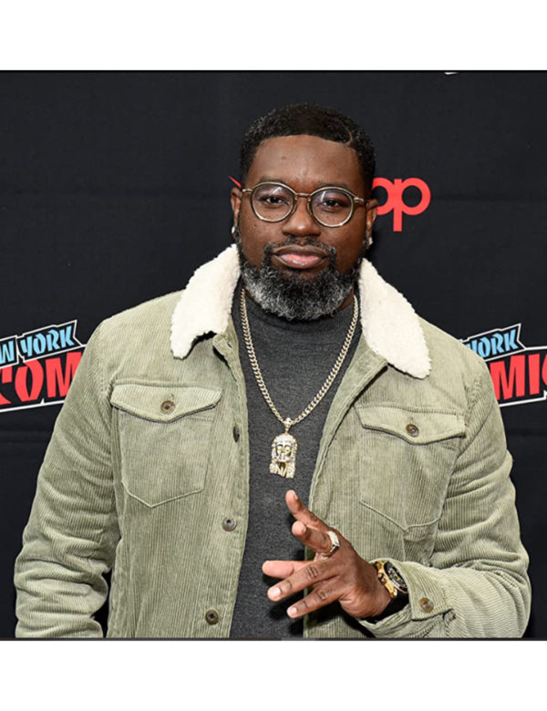 Lil Rel Howery Free Guy 2021 Buddy Jacket