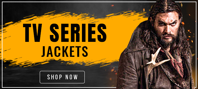 All New TV Series Jackets 2021