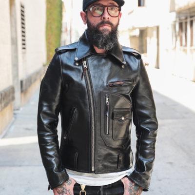Double Rider Leather Jacket