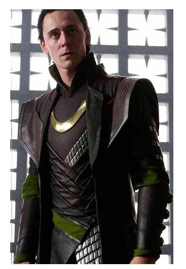 Loki 2021 Tom Hiddleston Trench Coat