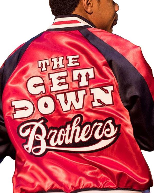 The Get Down Dizzee Jacket