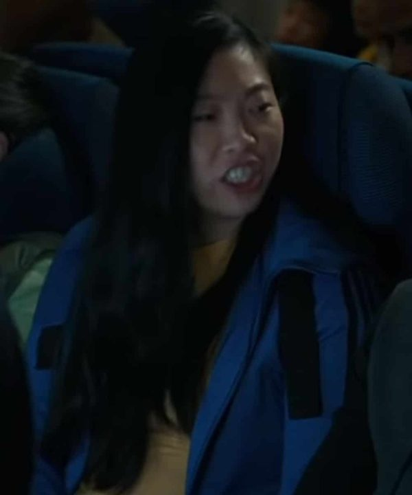 Katy Shang-Chi And The Legend Of The Ten Rings Blue Jacket