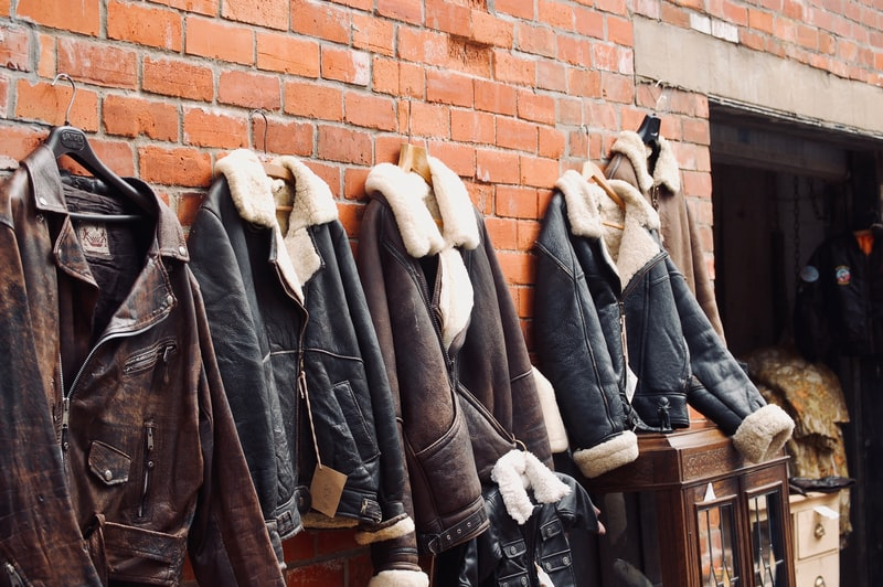 types of jackets