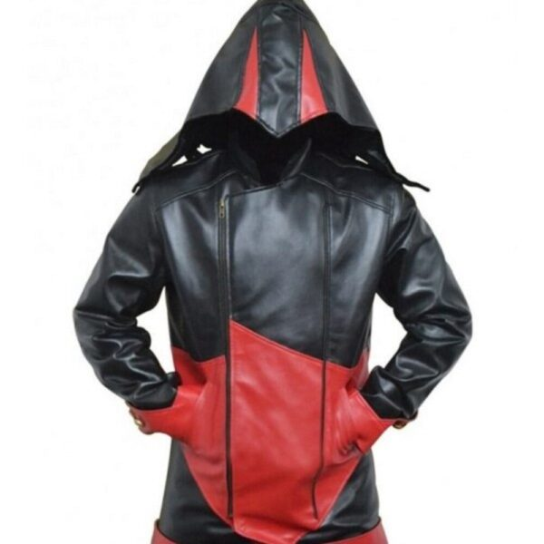 Assassins Creed 3 Connor Kenway Hoodie Jacket