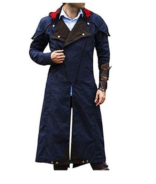 Assassins Creed Unity Arno Cotton Coat
