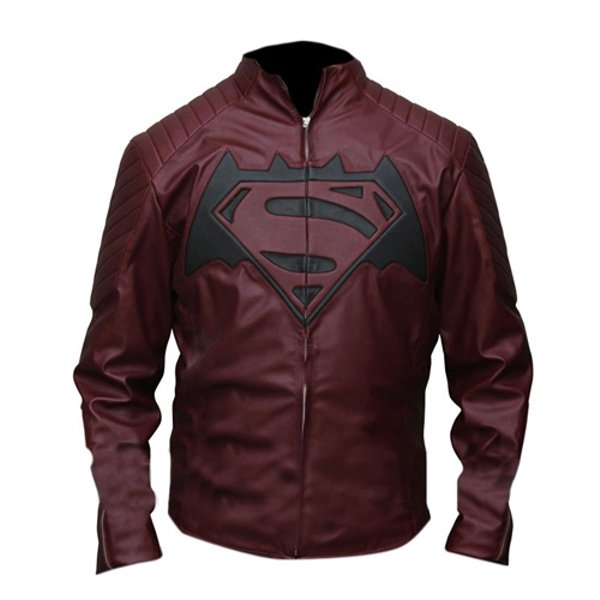Batman vs Superman Dawn Of Justice Leather Jacket