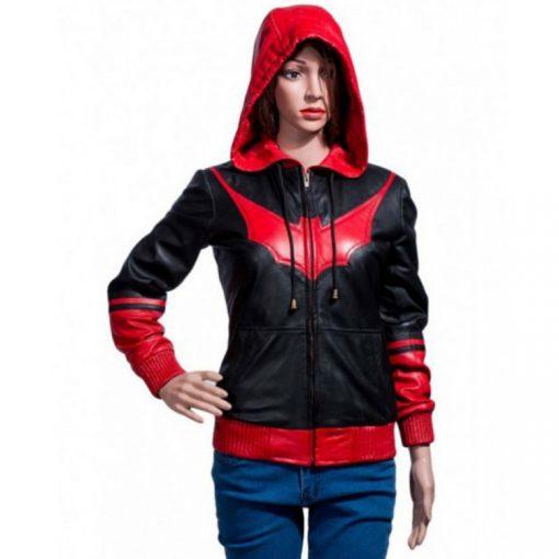 Batwoman Kate Kane Leather Jacket