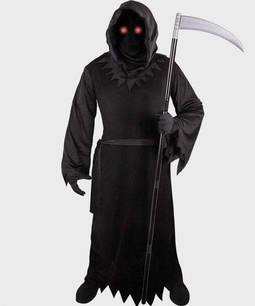 Grim Reaper Black Costume