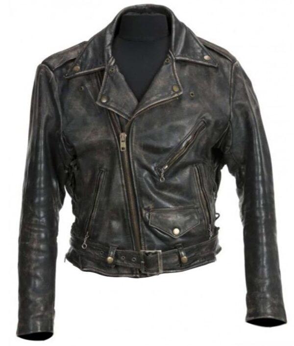 Patrick Swayze Dirty Dancing Leather Jacket