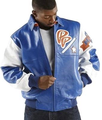 Pelle Pelle Soda Club Blue Jacket