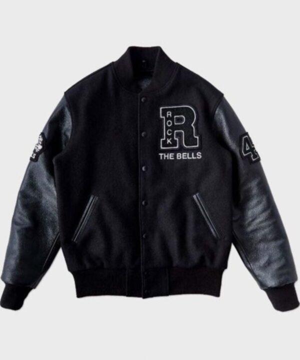 Rock The Bells LL Cool J Letterman Jacket