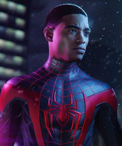 Spider-Man Miles Morales Jacket
