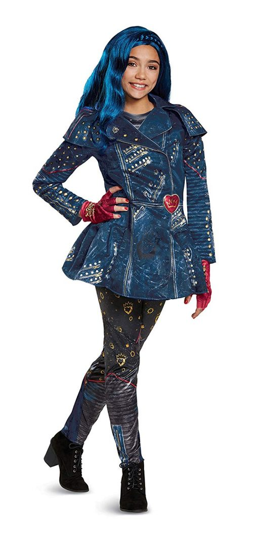 The Descendants Evie Costumes Jacket